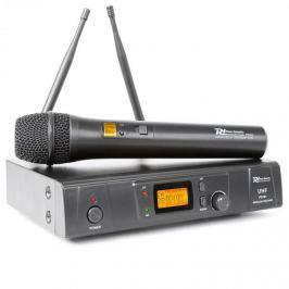 Power Dynamics PD781, vezeték nélküli 8 csatornás UHF mikrofon rendszer