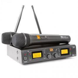 Power Dynamics PD781, vezeték nélküli 2 X 8 csatornás UHF mikrofon rendszer