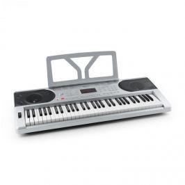 SCHUBERT Etude 300 Keyboard 61 billentyűk, 300 hang, 300 ritmus, 50 demo dal, ezüst