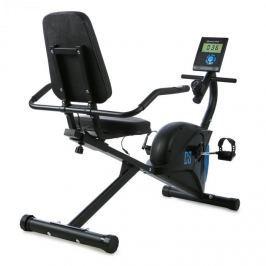 CAPITAL SPORTS Swizor X ülő bicikli, 4 kg-os lendkerék, pulzusmérő, fekete