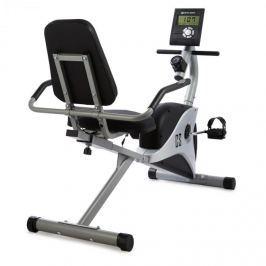 CAPITAL SPORTS Swizor X, szürke, ülő bicikli, 4 kg-os lendkerék, pulzusmérő