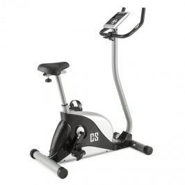 CAPITAL SPORTS Cozzil szobakerékpár, otthoni edzéshez, 4 kg, pulzusmérő, számítógép, ezüst