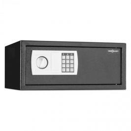 OneConcept Hotelguard Laptopsafe 17'' elektromos számzáras széf