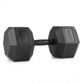 CAPITAL SPORTS Hexbell Dumbbell egykezes súlyzó, 35 kg