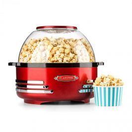Klarstein oneConcept Couchpotato, piros, popcorn készítő, elektromos eszköz popcorn készítésére
