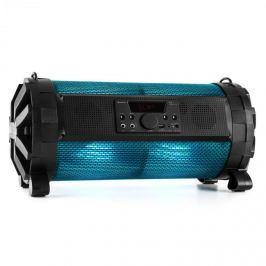 Auna Thunderstorm S, mobil bluetooth hangfal, max. 60 W, akkumulátor, USB, SD, FM, APP