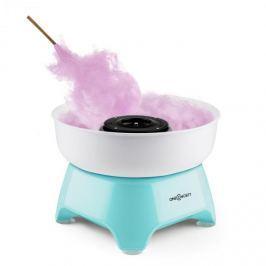 OneConcept Candycloud, kék, vattacukor készítő gép, 500 W