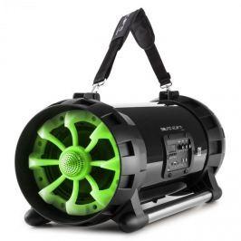 Auna Soundstorm 2.0, boombox, bluetooth, 40 W, RMS, USB, AUX, MIC/GIT, vezérlés alkalmazással