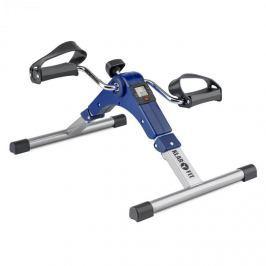 Klarfit Spinmin Pro Mini Bike, pedálos gép, edzőgép, kijelző, összecsukható, kék