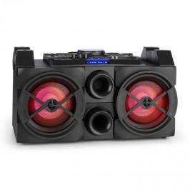 Ibiza SPLBOX300-PORT, 300 W, mobil DJ hangfal box, bluetooth, USB, FM, LED, keverőpult