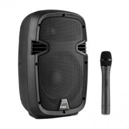 Ibiza Hybrid8VHF-BT, 300 W, aktív PA hangfal, bluetooth, USB, SD, VKV (VHF)