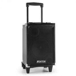 Fenton ST050, mobil PA rendszer, bluetooth, USB, microSD, MP3, AUX, VHF, akkumulátor