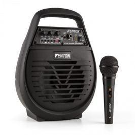 Fenton ST032, mobil PA rendszer, 50 W, bluetooth, MP3, USB, microSD, akkumulátor, mikrofon mellékelve