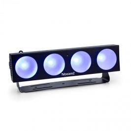 Beamz LUCID 1.4 LED fényeffekt, 4 x 9W COB LED, RGB