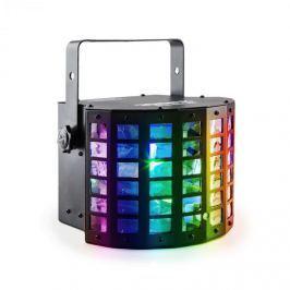 Beamz RADICAL, 2 AZ 1-BEN LED REFLEKTOR, DERBY & LÉZER, RGBAWP LED DIÓDÁK, DMX