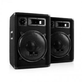Pár Malone PW-1222 PA DJ háromutas hangszóró 2 x 30cm 1000W