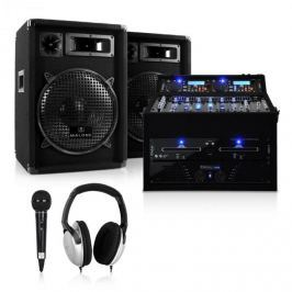 Electronic-Star DJ szet Rack Star Jupiter Shock, 800 W