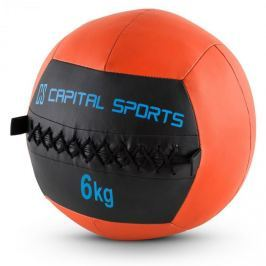 CAPITAL SPORTS Epitomer Wall Ball Set, narancssárga, 6 kg, műbőr, 5 darab