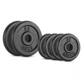 CAPITAL SPORTS IPB 10 kg set, súlytárcsa készlet, 4 x 1,25 kg + 2 x 2,50 kg, 30 mm