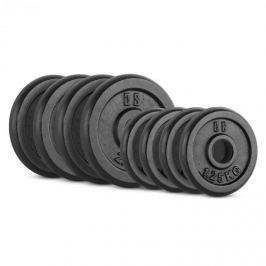 CAPITAL SPORTS IPB 15 kg set, súlytárcsa készlet, 4 x 1,25 kg + 4 x 2,50 kg, 30 mm