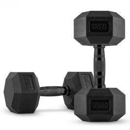 CAPITAL SPORTS Hexbell, egykezes súlyzópár, 2 x 17,5 kg