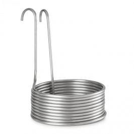 Klarstein Aufwärtsspirale hűtőspirál, sörhűtő spirál, 10 kör, Ø 25,5cm