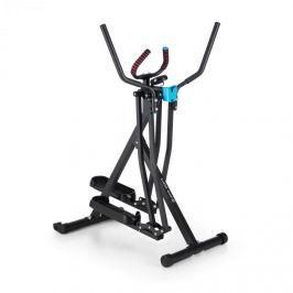 CAPITAL SPORTS Crosswalker, fekete, air walker típusú cross edzőgép, vertikális és horizontális mozgás