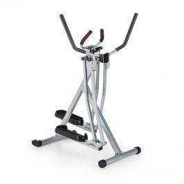 CAPITAL SPORTS Crosswalker, fekete-ezüst, air walker típusú cross edzőgép, vertikális és horizontális mozgás