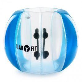 Klarfit Bubball AB Bubble Ball, buborékfoci felnőtteknek, 120x150cm, EN71P PVC, kék