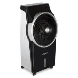 OneConcept Kingcool, léghűtő, klímaberendezés, ventilátor, ionizátor, fekete/ezüst
