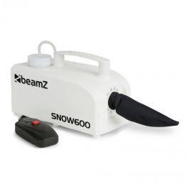 Beamz SNOW 600 hógép, 600 W, 0,25 l tartály, 5 m, kábeles távirányító, fehér