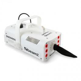Beamz SNOW 900 hógép, 900 W, 3-in-1 LED, 1 l tartály, távirányító, fehér
