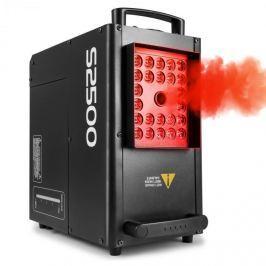 Beamz S2500 ködgép, 2500W, 24x10W, 4 az 1-ben LED, DMX 3,5literes tartály