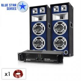 "Electronic-Star PA Set Blue Star Series ""Bassboom"" 1600 Watt"
