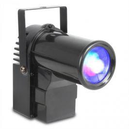 Beamz PS10W pont reflektor, 10W, 4 az 1-ben LED, RGBW, DMX