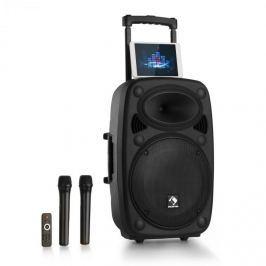 "Auna Streetstar 15 mobil PA berendezés, 15"", subwoofer, trolley BT USB/SD/MP3, FM, AUX"