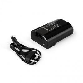 Auna akkumulátor, MEGA080USB megafonhoz, 2 db, 1500mAh, LED fény, fekete