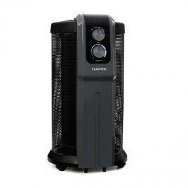 Klarstein Datscha Analog 360° hősugárzó, termosztát, radiális hősugárzó, 2000W, fekete