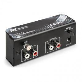 Power Dynamics PDX010 phono előerősítő, phono-line, sztereó előerősítő