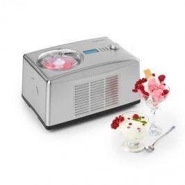 Klarstein Yo & Yummy, joghurt és fagylaltkészítőgép, 2 az 1-ben, 150 W, 1,5 l, rozsdamentes acél