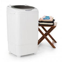 OneConcept Ecowash Deluxe 7 kemping mosógép, 7 kg, 350 W, centrifuga