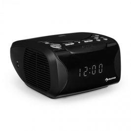 Auna Dreamee USB, CD rádióébresztőóra, USB, CD, MP3, fekete