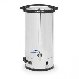 Klarstein Füllhorn, malátás sörfőző, főző kazán, 30 liter, LED kijelző, időzítő, 304-es rozsdamentes acél