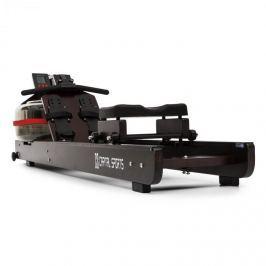 CAPITAL SPORTS Stoksman vizes evezőgép, 120 cm, állítható, LCD kijelző, sötét bükk
