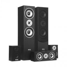 Auna surround hangfal szett, házimozi, 335 W, RMS, fekete