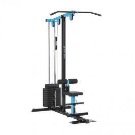 CAPITAL SPORTS LZ 550 lapsúlyos erőfejlesztő gép, 2 csiga, 45 kg súly, acél, kék