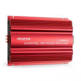 Auna C500.6 6-csatornás autó erősítő, 6x 65W RMS