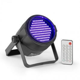 Beamz PLS20 Blacklight UV Par, LED reflektor, 120 x 3528 LED dióda, akkumulátor, távirányító
