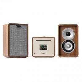 NUMAN Unison Retrospective 1979S Edition – sztereó rendszer, erősítő, hangfalak + burkolat