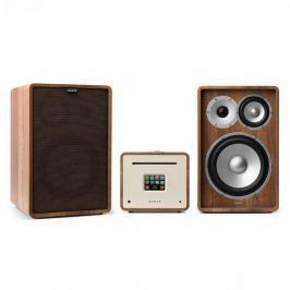 NUMAN Unison Retrospective 1978 MKII Edition sztereó rendszer: hangfalak + erősítő + burkolatok